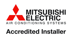 Mitsubishi Approved Installer